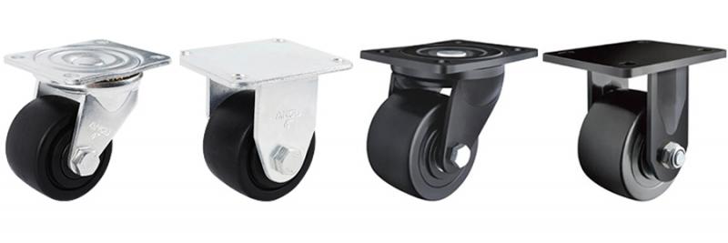 72系列 重型低重心改性尼龙轮